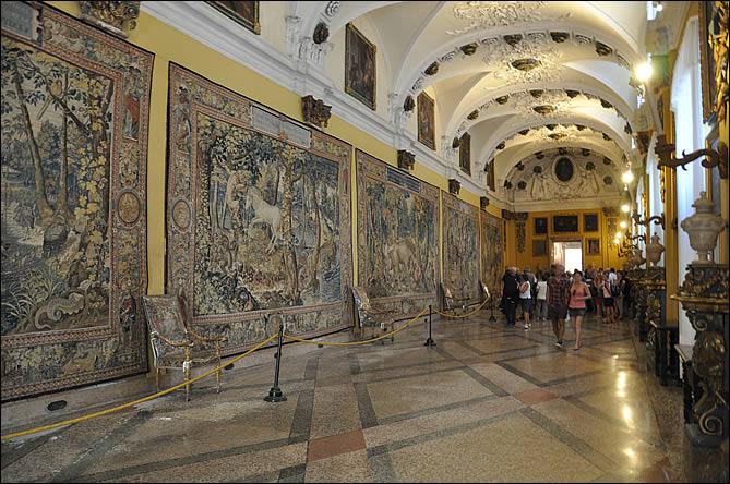 La galerie des tapisseries