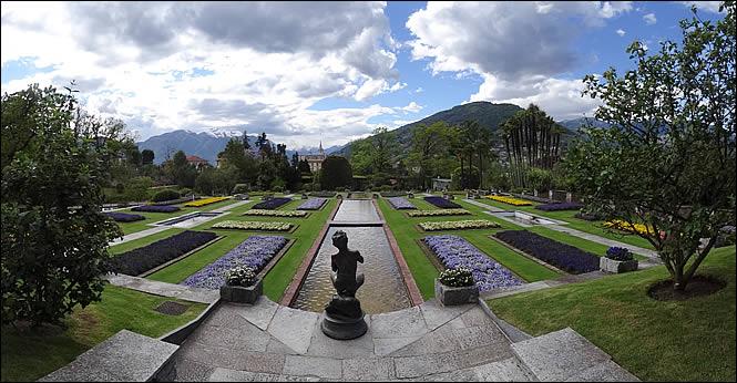 Les jardins de la villa taranto Les jardins de la villa hotel